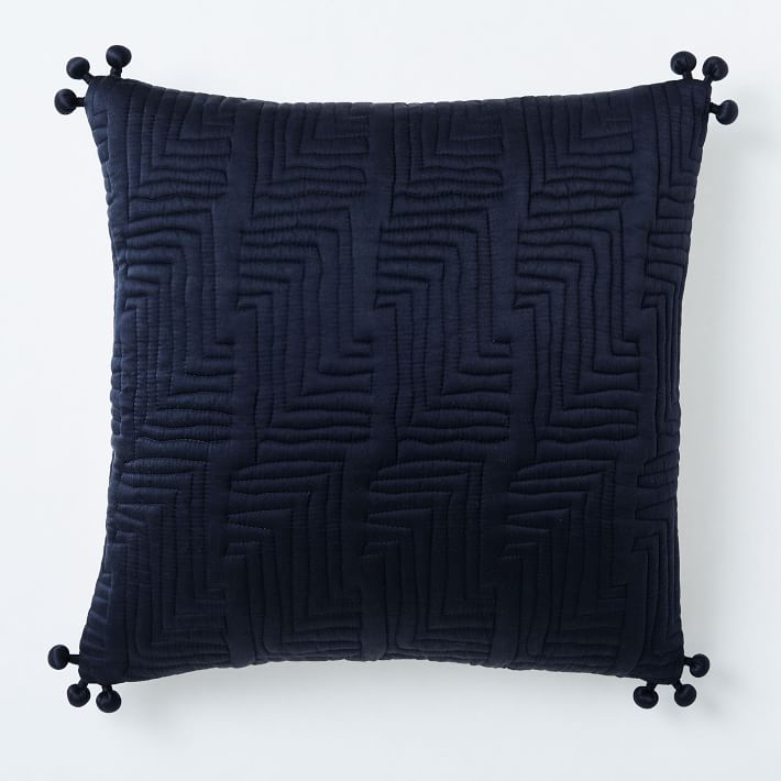 Photo 9 West Elm navy blue